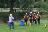 Team Building + Raft Building