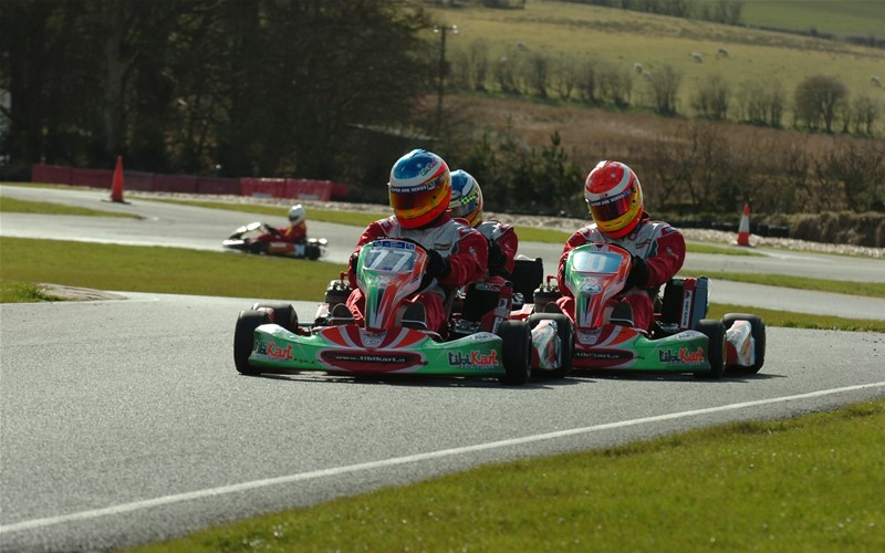 Paintball and Go Karting Package deal Adventure outdoor